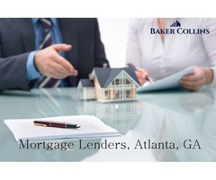 Role of refinance mortgage rates Atlanta GA