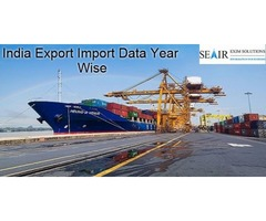 How can I get India Export Import Data Year Wise?