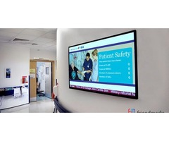 Digital Signage Solutions for Health Care Industry