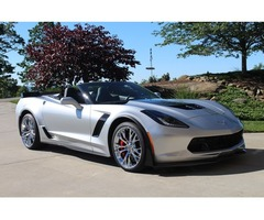 2015 Chevrolet Corvette Z06Z07 Convertible EXTREMELY RARE