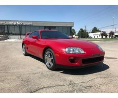 1993 Toyota Supra Premium