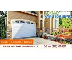 Experience Garage Door Repair Services |McKinney, TX