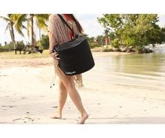 Caddycan Junior Portable Boat Trash Can Price: $39.99