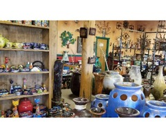 Pottery Place Metal Art