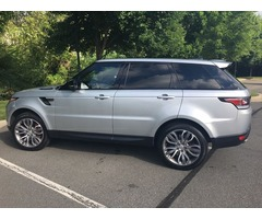 2015 Land Rover Range Rover Sport Dynamic - Lux
