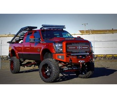 2014 Ford F-350 King Ranch Crew Cab Pickup 4-Door