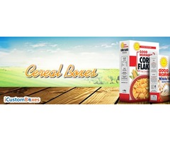 Get Baby Cereal Boxes at Wholesale Price