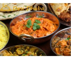 Order Online India Foods From Desi Dhaba Cambridge