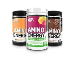 Amino Energy Benefits