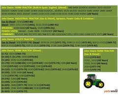Most Economical Starter for John Deere Tractor- Free Shipping