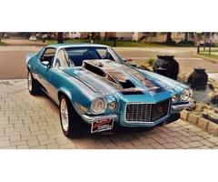 1971 Chevrolet Camaro Z28 Coupe 2-Door