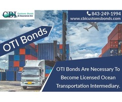 What Is The Purpose of OTI Bonds And Customs Bonds?