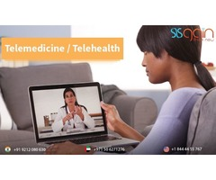 Looking for Telehealth development Services in USA ?