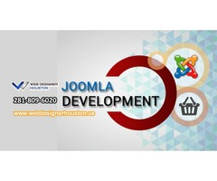 Joomla development company Houston