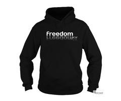 Freedom men's T shirt