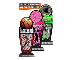 all kinds of sports trophies online