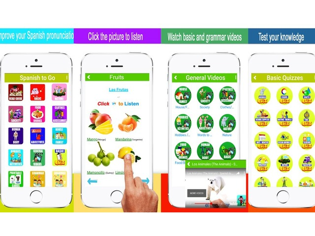 Learn Spanish for Free. Its fun and easy with Spanish to Go app. Download and Install. | free-classifieds-usa.com