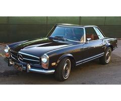 1968 Mercedes-Benz SL-Class SL
