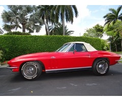 1966 Chevrolet Corvette Base Convertible 2-Door