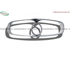 Maserati Sebring 3500 GTiS Grille (1962-1965) by stainless steel
