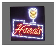 Custom request form LED sign - Everything LED Signs