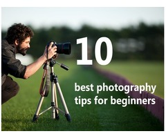 Photography tips for beginners digital camera