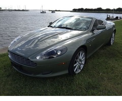 2009 Aston Martin DB9 Volante Convertible 2-Door