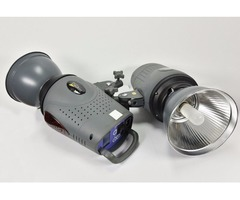Lot of 2 Impact VS-LCD400 Digital Monolight 400W