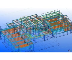 Fabrication Drawings Services Tekla