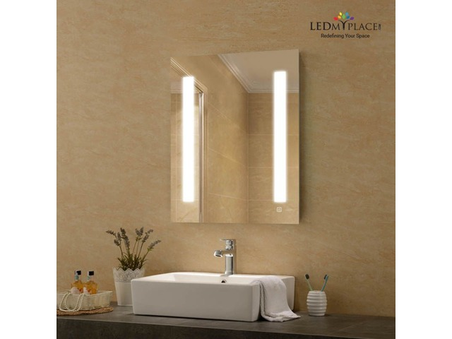 Buy Now LED Bathroom Mirrors 24 X 36 Inch Lighted Vanity Mirror | free-classifieds-usa.com
