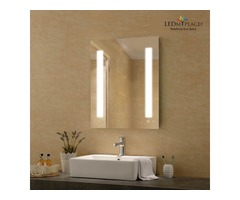 Buy Now LED Bathroom Mirrors 24 X 36 Inch Lighted Vanity Mirror