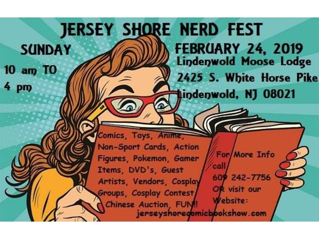 South Jersey Nerd Fest | free-classifieds-usa.com