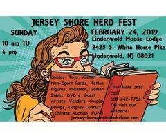 South Jersey Nerd Fest