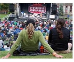 The USA music festival - FreshGrass
