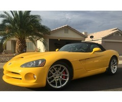 2005 Dodge Viper SRT-10 Convertible