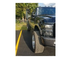 2008 Ford F-350 XLT FX4