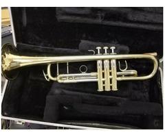 Vintage Bach Stradivarius Trumpet