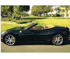 2010 Ferrari California Base Convertible 2-Door