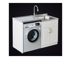 How To Design The Stainless Steel Laundry Cabinet Correctly