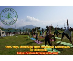 Take Yoga Knowledge from Associate Foundation