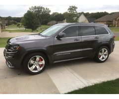 2015 Jeep Grand Cherokee SRT8