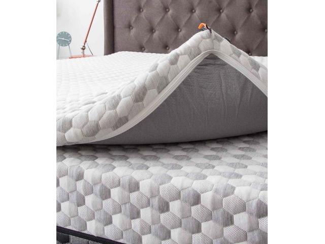 Best mattress topper for back pain – Antimicrobial foam mattress   free-classifieds-usa.com