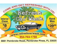 Local Car Wash Offers And Alerts.