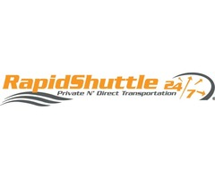 Professional private shuttle service in los angeles