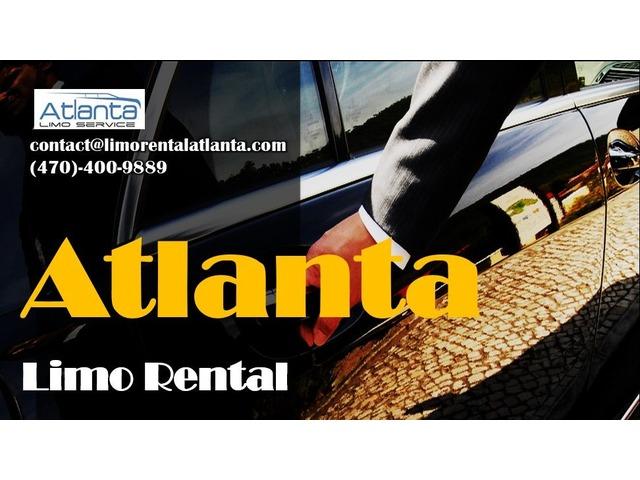 Limo Rental Atlanta   free-classifieds-usa.com