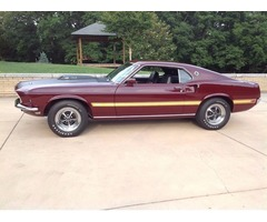 1969 Ford Mustang Mach 1 | free-classifieds-usa.com