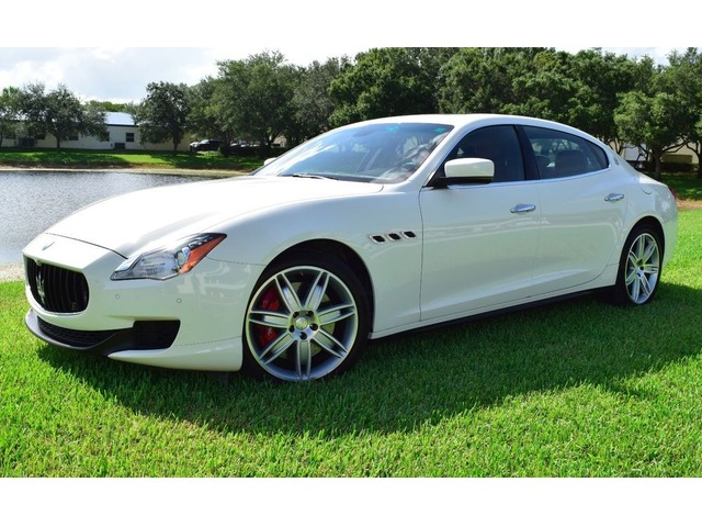 Maserati 4 Door >> 2014maseratiquattroportegtssedan4 Door