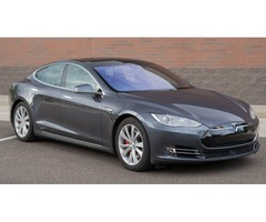 2015 Tesla Model S Performance