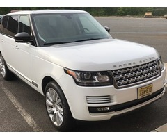 2014 Land Rover Range Rover Supercharged, Long Wheel Base