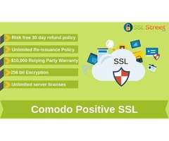Increase Your Website Ranking On Google With Comodo Positive SSL